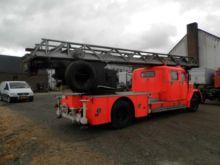1963 Magirus Ladderwagen Fire t