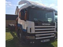 1998 Scania 94L 260 Trucks