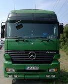 2000 Mercedes Benz 1843 LS Trac