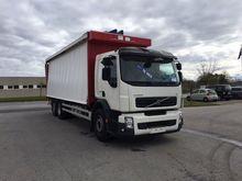 2013 Volvo FE 6X2 7, 8 m lad Fl