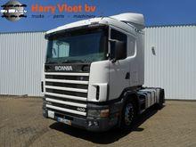 1999 Scania R 124 400 Tractor u