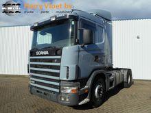 2000 Scania R 124 420 Tractor u