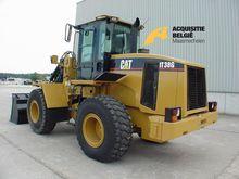 2001 Caterpillar IT38G Wheel lo