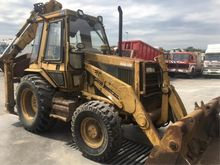 1990 Caterpillar 428 B Backhoe