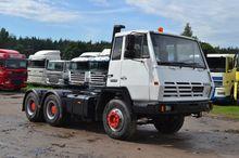 1992 Steyr 32S32 6x4 Tractor un