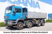 2004 MAN TGA 41.430FKI FFDK 8x4