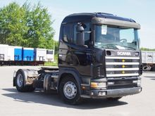 2003 Scania R 114L 380 Tractor