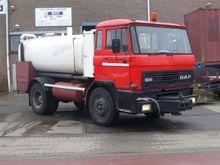DAF 1600 tankwagen Tank