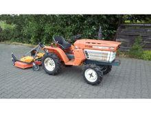 1985 Kubota B1200 Tractor