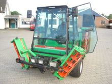 1998 RANSOMES COMMANDER 3500DX