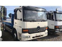 1999 Mercedes Benz Atego 1523 3