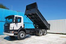 2000 Scania _ P114-340 6x4 Tipp