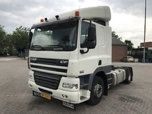 2009 DAF CF 85.410 Sleeper Cab