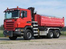 2010 Scania G 360 CB6x6HHZ Tipp