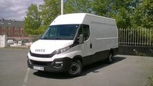2015 Iveco Daily Closed box