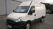2012 Iveco Daily Closed box