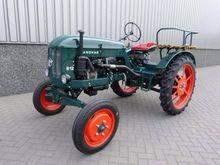 1980 Hanomag R 12 KB Tractor