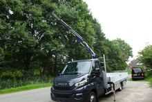 2016 Iveco Daily 50C17 Pritsche