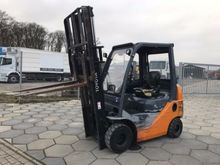 2012 Toyota forklift 2.tons