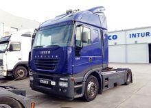 2007 Iveco Stralis Tractor unit