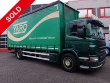 2005 Scania P270 DB4X2MNA ONLY