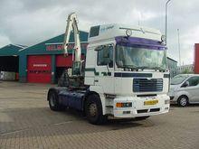 2001 MAN 19 FLT Tractor unit