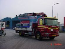 2001 Scania 94 D 260 INTERCOOLE