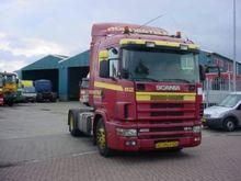 1997 Scania R 124 L 400 INTERCO