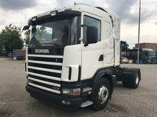 2004 Scania 124 420 - MANUAL RE