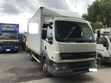 2003 DAF 45.180 Box with load l