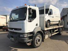 2001 Renault KERAX 260 Lorry wi