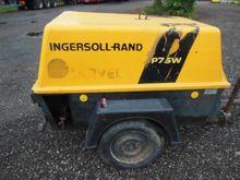 Ingersoll Rand P75W Compressor