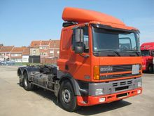 2000 DAF FAR CF85430 Container