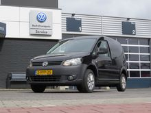 2012 Volkswagen Caddy Panel van