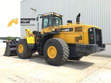 2007 Komatsu WA500-6 Wheel load