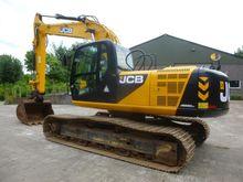2013 JCB JS220LC Crawler Excava