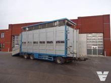 2006 Jumbo Berdex 3 deks Cattle