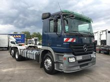 2008 Mercedes Benz 2532 Chassis