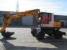 2002 O & K MH city Wheeled Exca