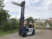 Komatsu 15 Forklift
