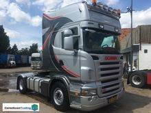 2009 Scania R480 A 4x2 Tractor