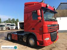 2007 DAF FT XF 105.410 Tractor