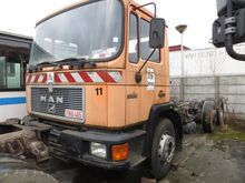 1993 MAN 24.232 6 X 2 !! FOR PA