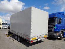 2014 AGADOS DONA 3500kg Tent