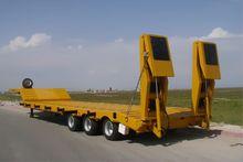 BRF 3-axle lowboy Low loader