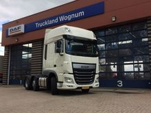 2017 DAF XF 460 FTG SSC Tractor