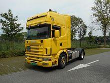 2000 Scania 144 460 Tractor uni