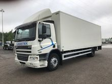 2008 DAF CF 65 250 Closed box