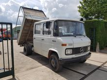 1980 Mercedes Benz 608 Tipper