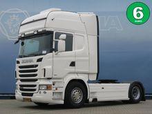2013 Scania R 440 LA4x2MNA Trac